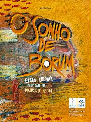 cover image of O sonho de Borum