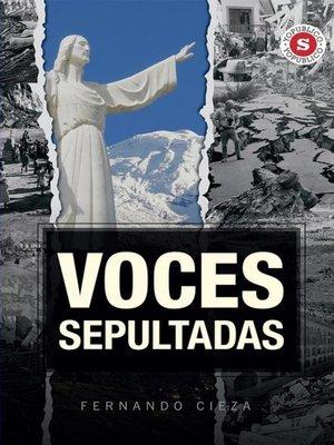 cover image of Voces Sepultadas
