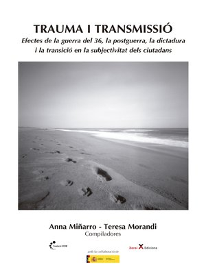 cover image of Trauma i transmissió