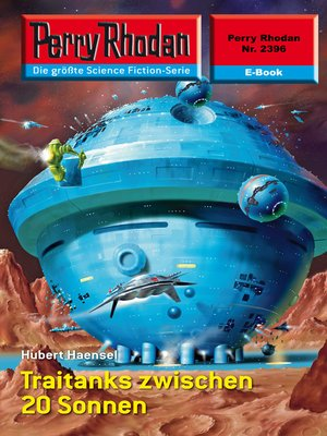 cover image of Perry Rhodan 2396