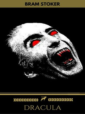 cover image of Dracula (Golden Deer Classics)