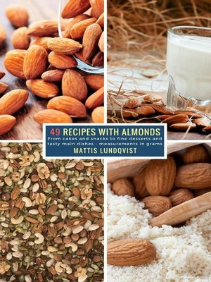 cover image of 49 Recipes with Almonds