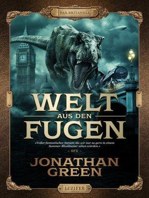 cover image of WELT AUS DEN FUGEN