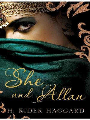 cover image of She and Allen