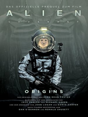 cover image of ALIEN COVENANT