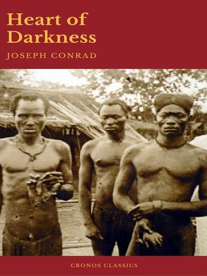cover image of Heart of Darkness (Best Navigation, Active TOC)(Cronos Classics)