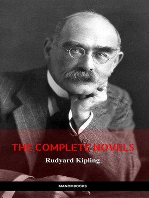 cover image of Rudyard Kipling