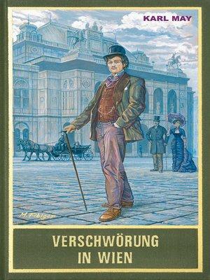 cover image of Verschwörung in Wien