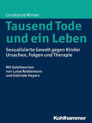 cover image of Tausend Tode und ein Leben