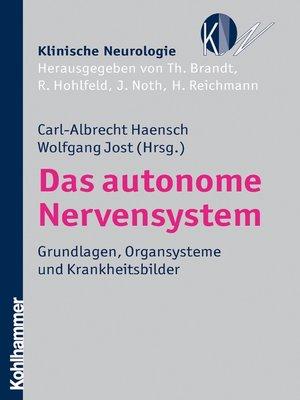cover image of Das autonome Nervensystem