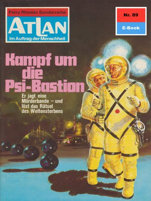 cover image of Atlan 89
