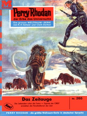 cover image of Perry Rhodan 265