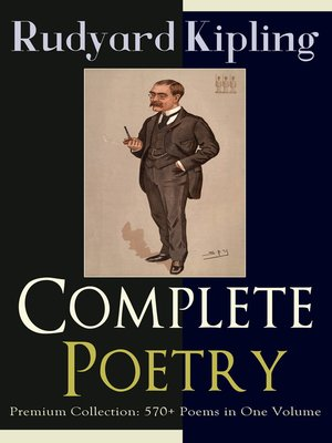cover image of Complete Poetry of Rudyard Kipling – Premium Collection