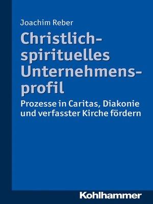 cover image of Christlich-spirituelles Unternehmensprofil