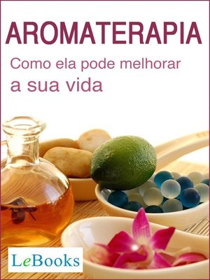 cover image of Aromaterapia