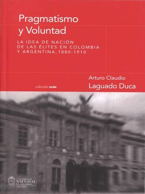 cover image of Pragmatismo y voluntad