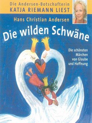 cover image of Die wilden Schwäne