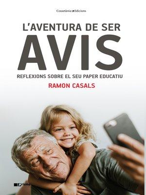 cover image of L'aventura de ser avis