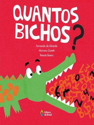 cover image of Quantos bichos?
