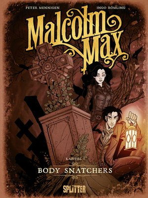 cover image of Malcolm Max. Band 1