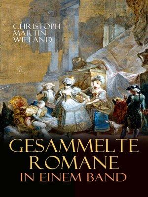 cover image of Gesammelte Romane in einem Band
