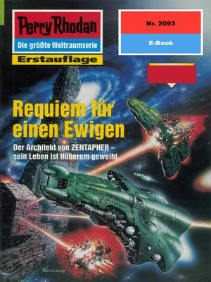 cover image of Perry Rhodan 2093