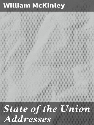 cover image of State of the Union Addresses
