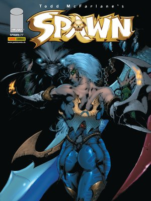 cover image of Spawn, Band 77
