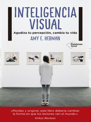 cover image of Inteligencia visual