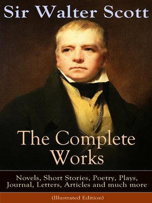 cover image of The Complete Works of Sir Walter Scott
