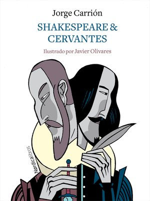 cover image of Shakespeare&Cervantes