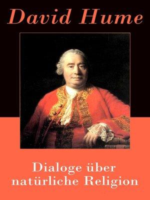 cover image of Dialoge über natürliche Religion