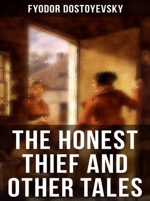 cover image of THE HONEST THIEF AND OTHER TALES