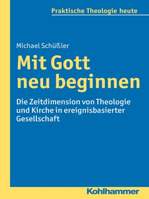cover image of Mit Gott neu beginnen