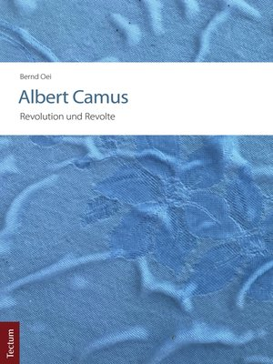 cover image of Albert Camus – Revolution und Revolte