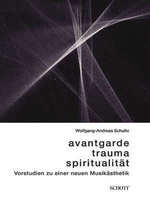 cover image of Avantgarde, Trauma, Spiritualität