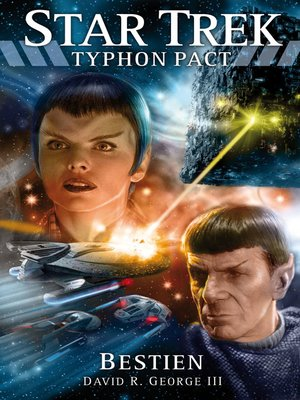cover image of Star Trek--Typhon Pact 3