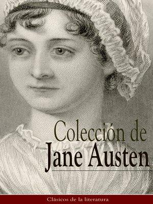 cover image of Colección de Jane Austen