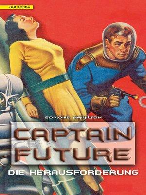 cover image of Captain Future 3