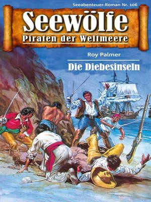 cover image of Seewölfe--Piraten der Weltmeere 106