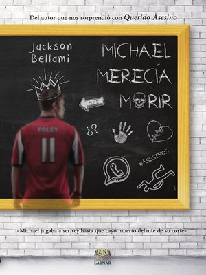 cover image of Michael merecía morir