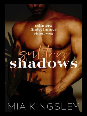cover image of Sultry Shadows