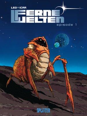 cover image of Ferne Welten. Band 1