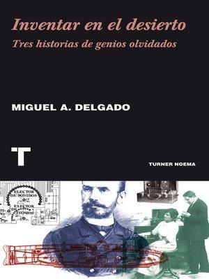 cover image of Inventar en el desierto