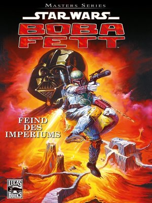 cover image of Star Wars Masters, Band 8--Boba Fett--Feind des Imperiums
