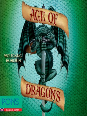 cover image of Wolfgang Hohlbein--Age of Dragons