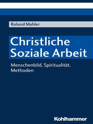 cover image of Christliche Soziale Arbeit