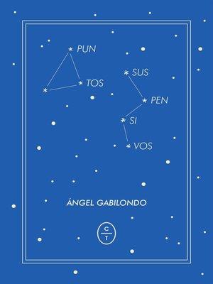 cover image of Puntos suspensivos