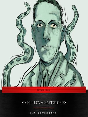cover image of Six H.P. Lovecraft Stories