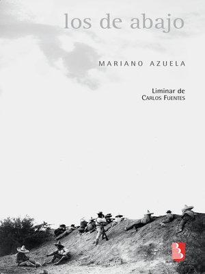 cover image of Los de abajo